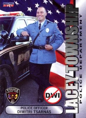 Dimitri Cop Card